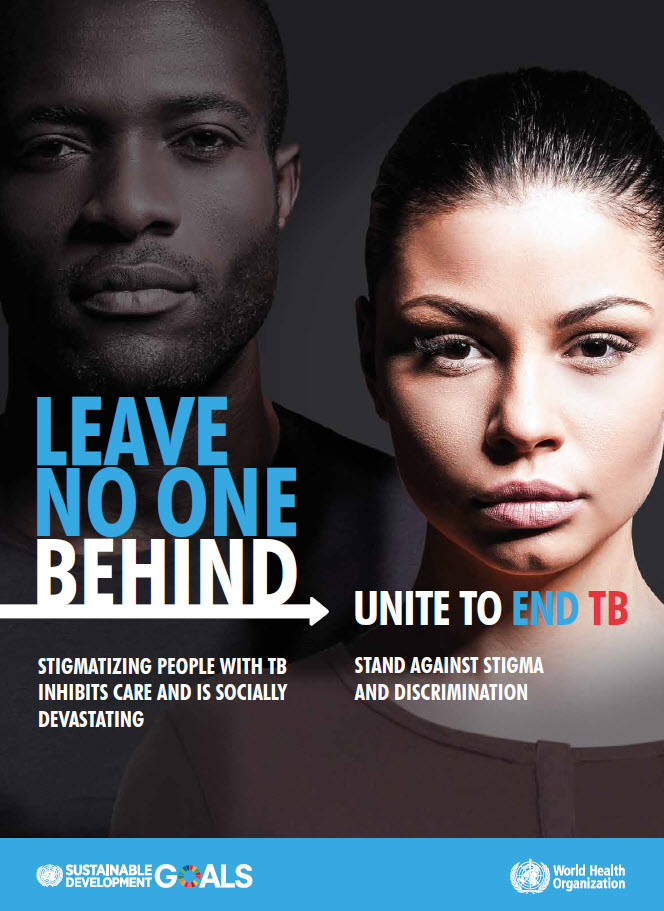 Unite to End TB: Leave no one behind